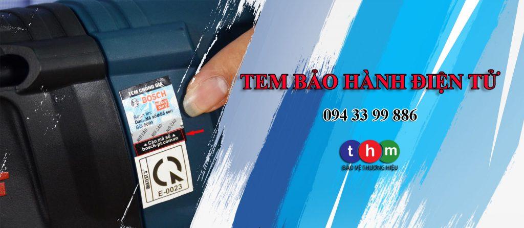 in tem bảo hành điện tử Tân Hoa Mai 03